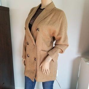 Zara woman linen jacket